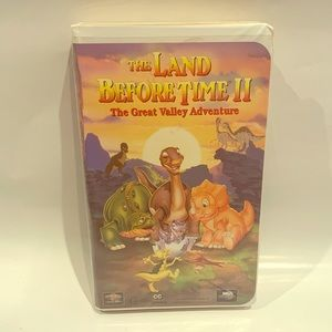 Other - The Land Before Time II - VHS Movie